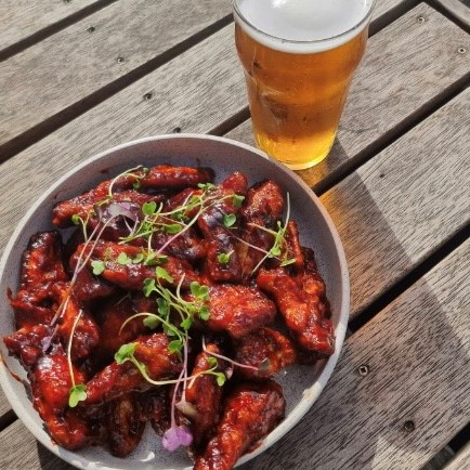 Chicken Wings Special